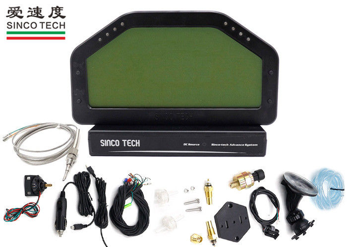 Combination Electronic Automotive Gauges , Custom Digital Dashboards For Cars